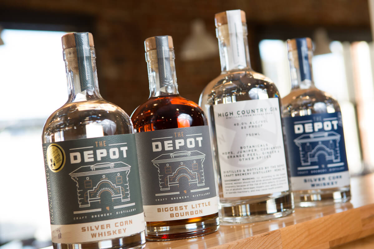 The Depot Craft Brewery and Distillery in Reno, NV - What's Shakin' week of June 26