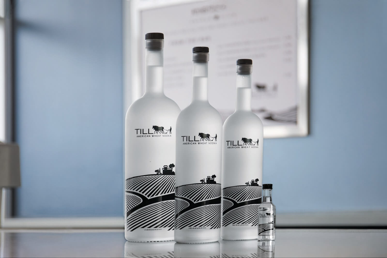 Till American Wheat Vodka expands distribution to Minnesota and adds bottle sizes - What's Shakin' week of June 26