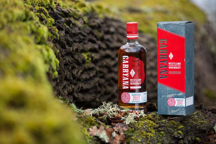 Westland Distillery Native Oak Series Garryana 2|1 whiskey - What's Shakin' week of June 26