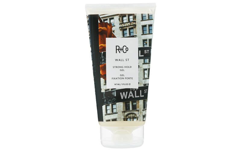R+Co Wall St Style Hold Gel