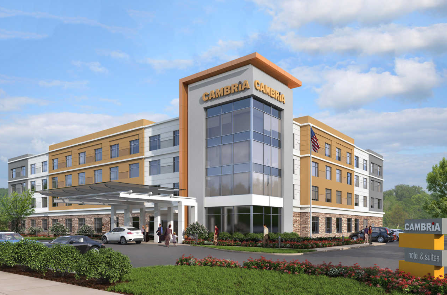 Choice hotels opens new cambria in newport r i hotel for Choice hotels