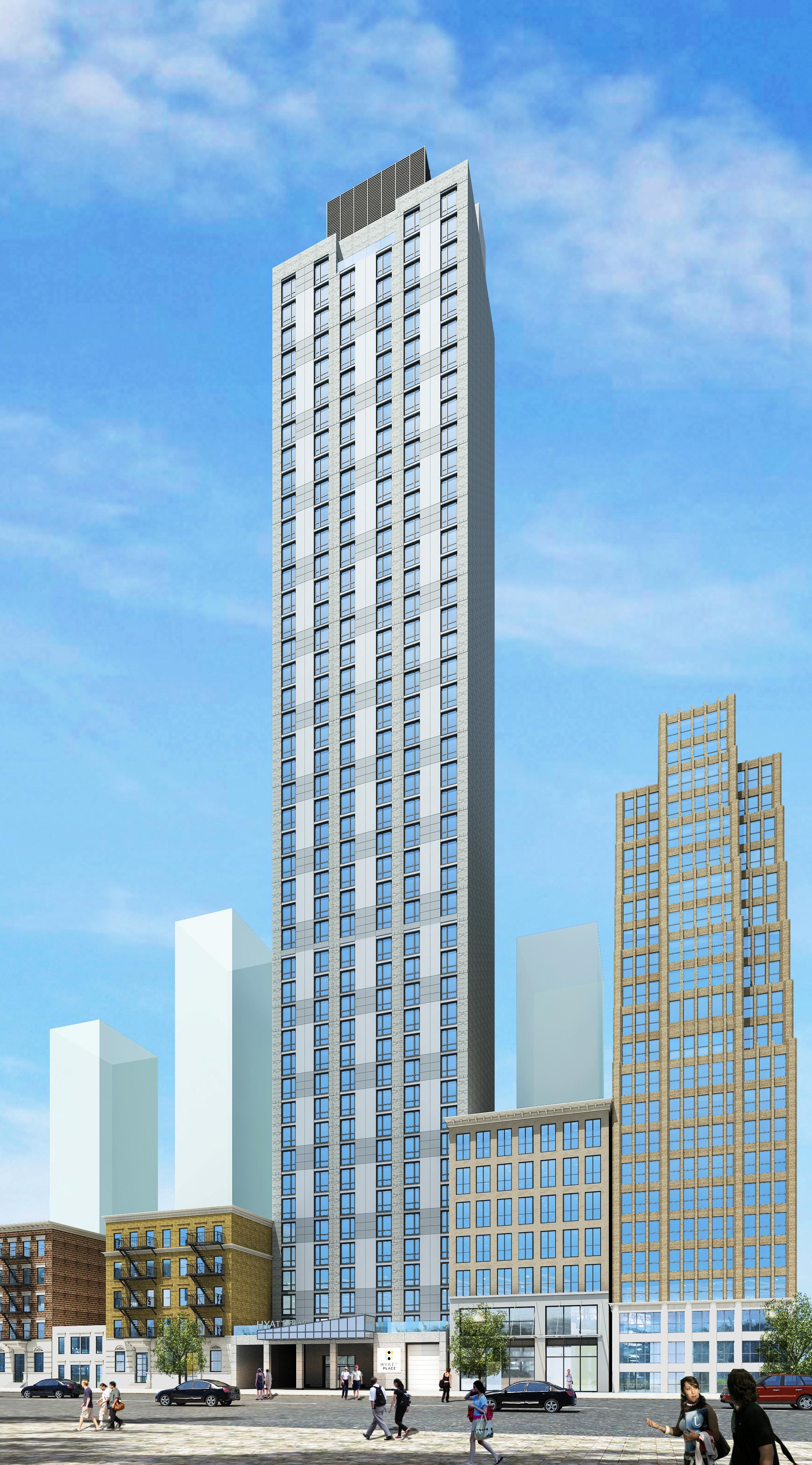 Gene kaufman architects begins work on 522 room manhattan for Hotels genes