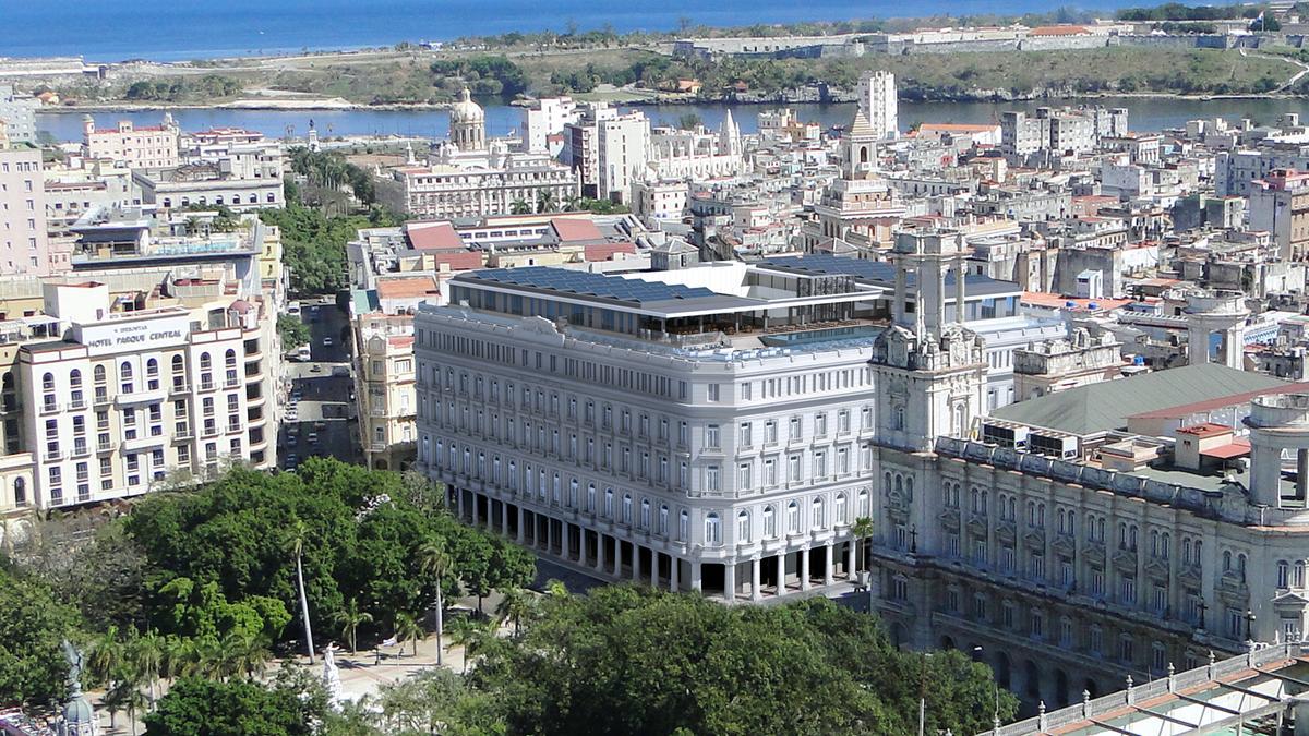 El Gran Hotel Manzana Kempinski La Habana, Havana, Cuba