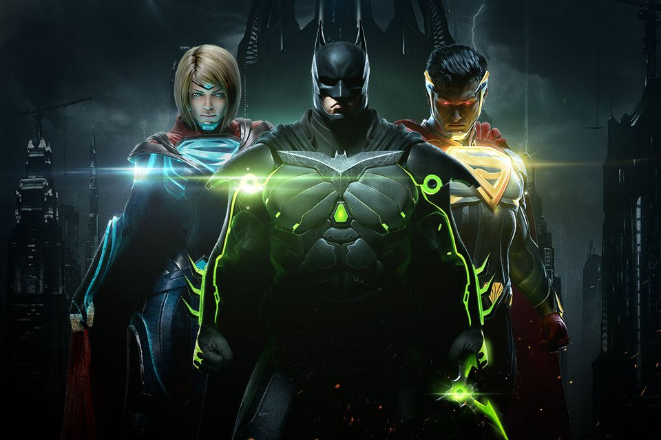 'Injustice 2' (ALL) eLeague World Championship Broadcasting Live On TV