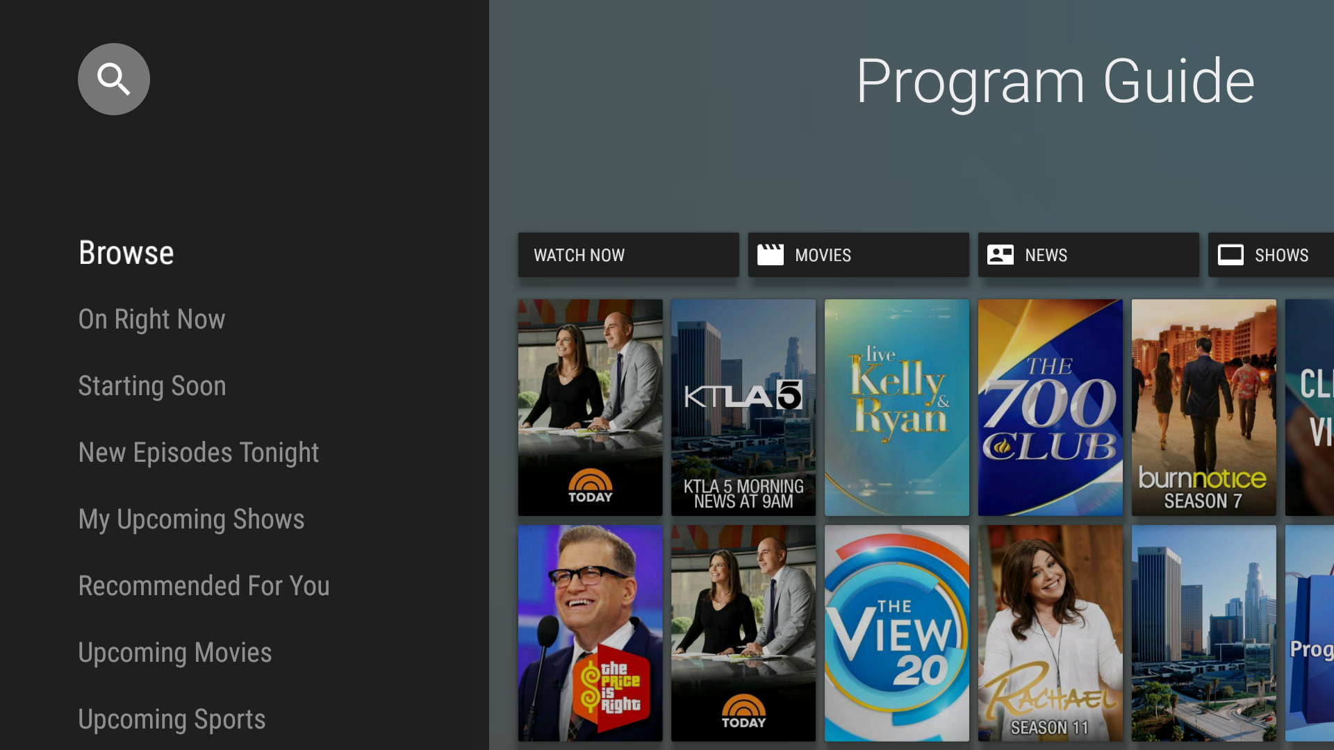Plex Live TV and DVR features arrive on Android and Apple TV