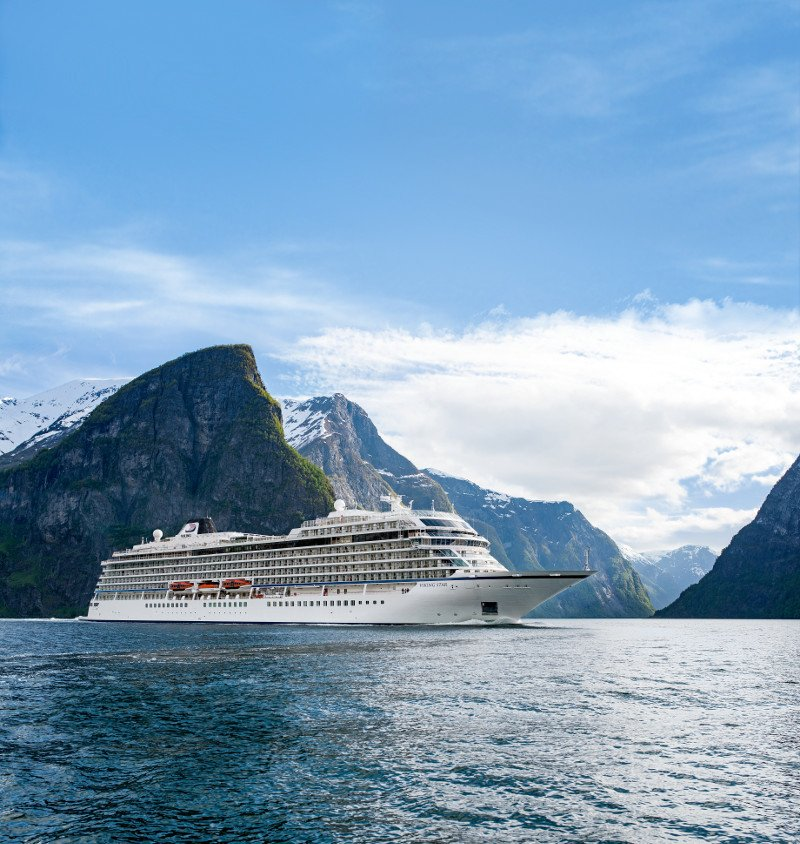 5 Star Luxury River Cruises Through Eurooe: Viking Cruises Offers New Itinerary To See The Northern
