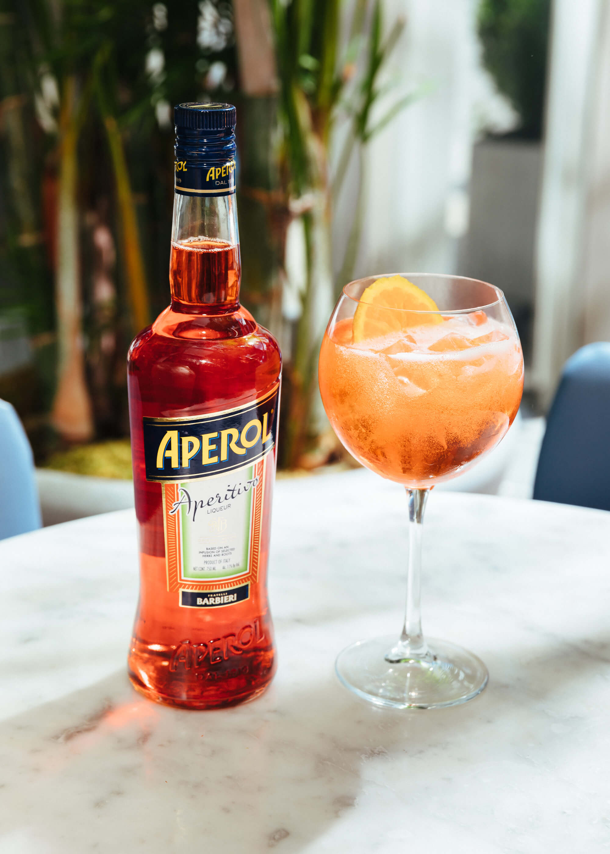 The Aperol Spritz cocktail recipe - What's Shakin' week of July 10