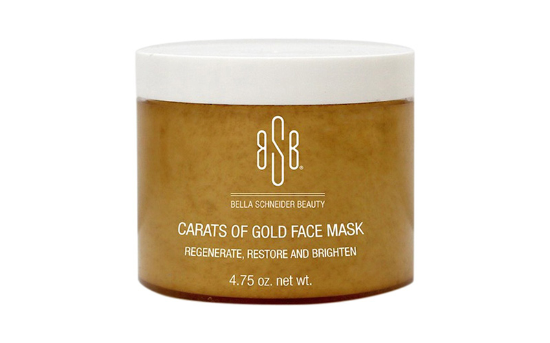 Carats of Gold Face Mask by Bella Schneider Beauty
