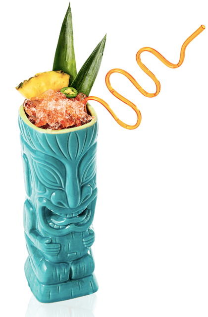 Casa Tiki by Casamigos Tequila - National Tequila Day cocktail recipe