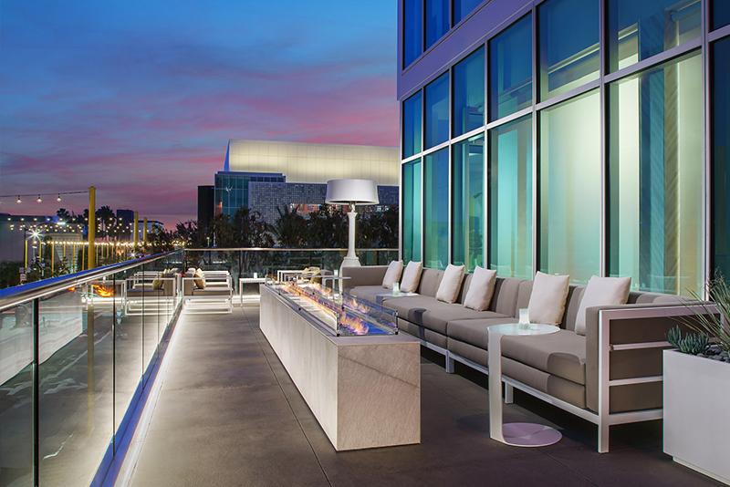 Courtyard By Marriott Hotel Design Balconies