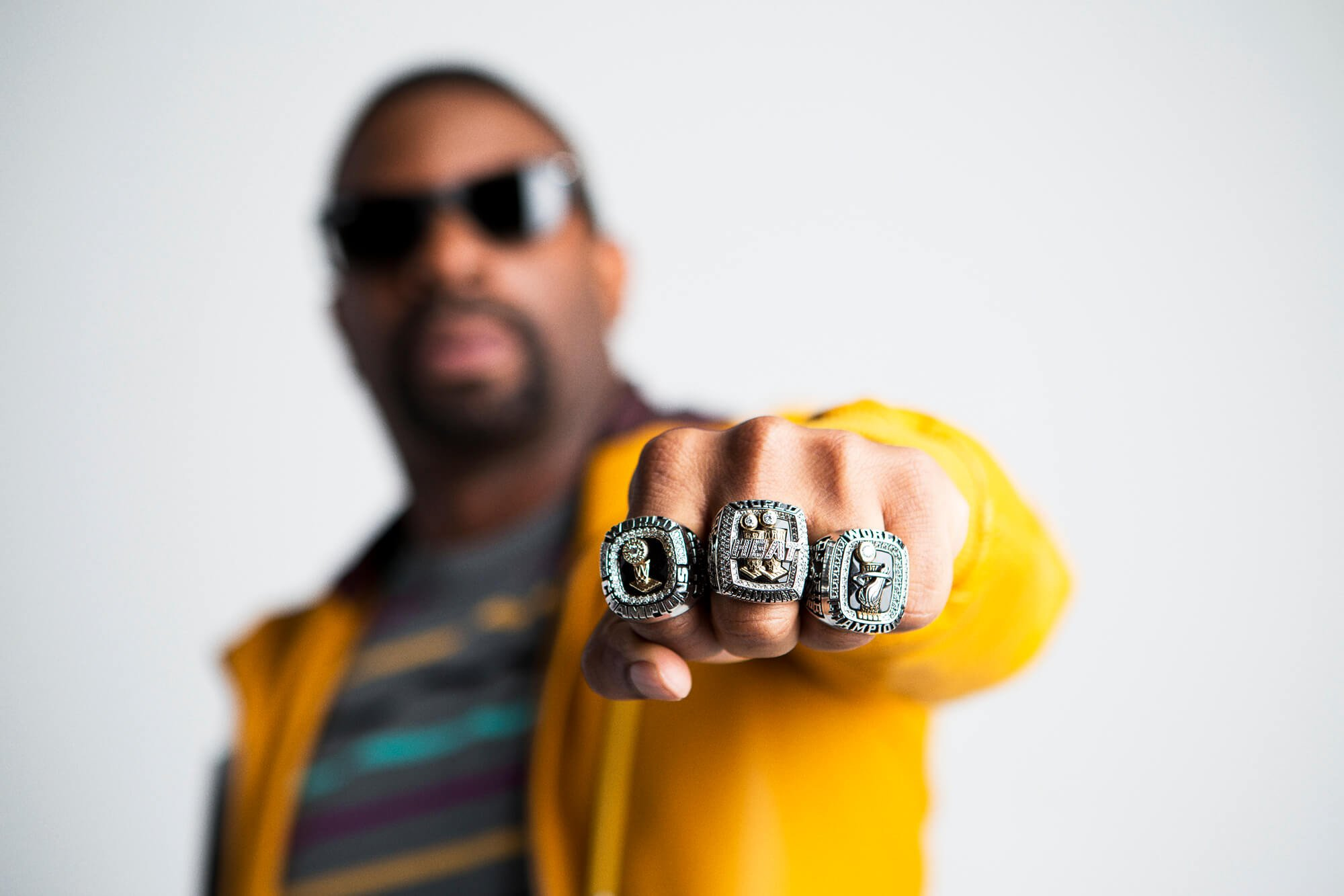SKAM Artist DJ Irie, official DJ for three-time NBA champion Miami HEAT - Meet the SKAM Artist