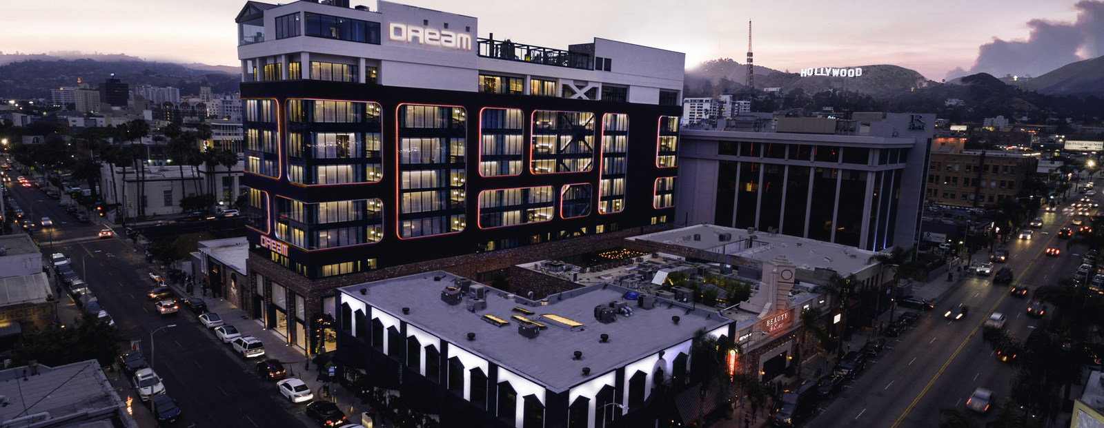 Dream Hotels opens Dream Hotel Los Angeles Hollywood - What's Shakin' week of July 10