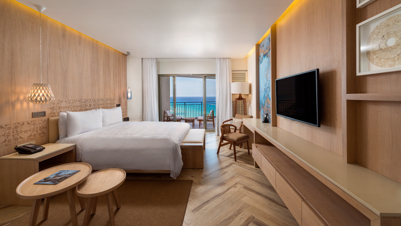 Jw Marriott Cancun To Be Renovated As Marriott Cancun