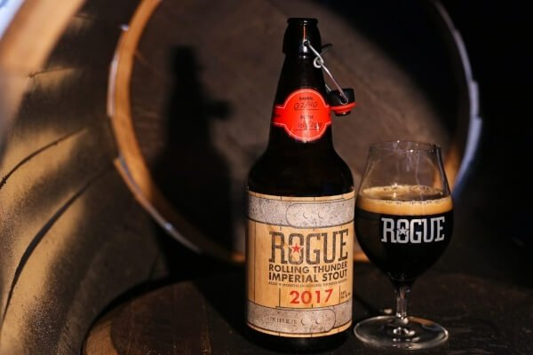 Rogue Ales & Spirits announces 2017 Rolling Thunder Imperial Stout - What's Shakin' week of July 10