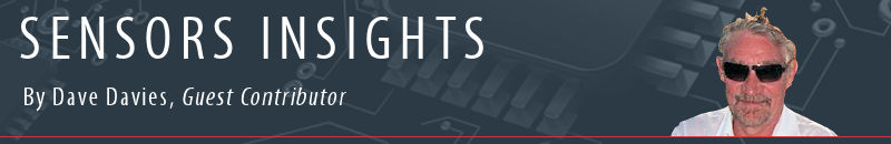 Sensors Insights by Dave Davies