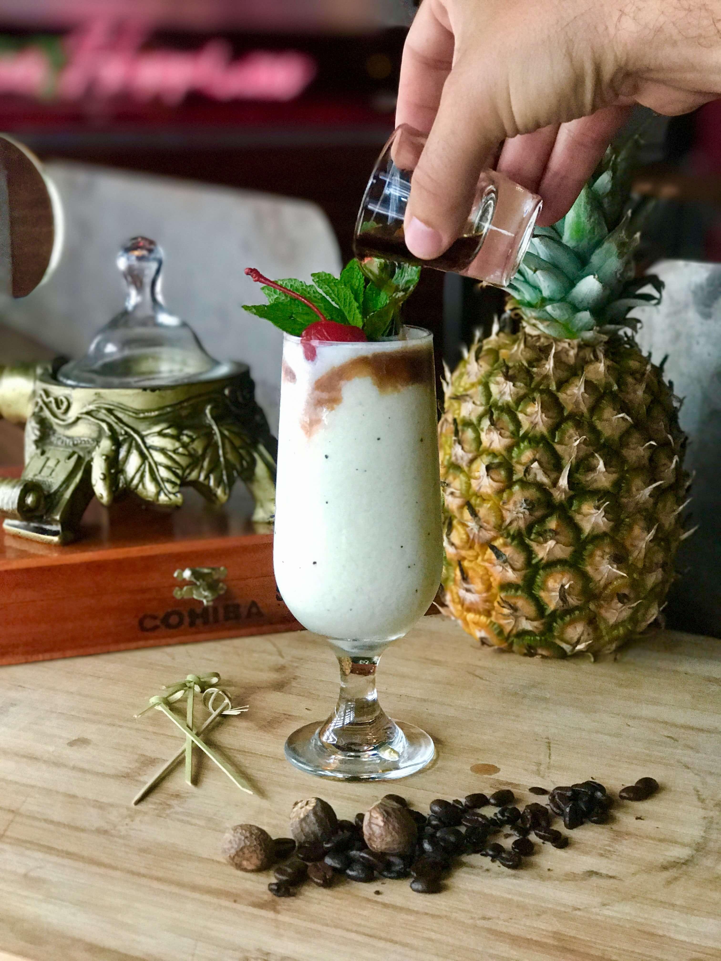 Sweet Liberty Piña Colada - Piña Colada recipes for National Piña Colada Day and the summer