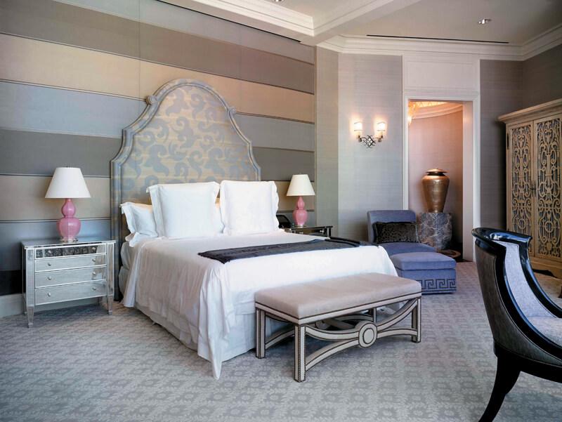 Las vegas 39 top suites get an upgrade luxury travel advisor for Caesars palace 3 bedroom suite