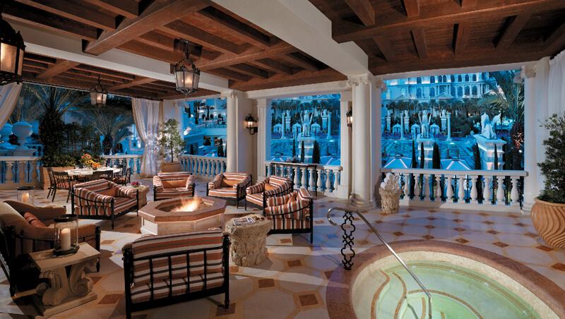 Las Vegas Top Suites Get An Upgrade Luxury Travel Advisor