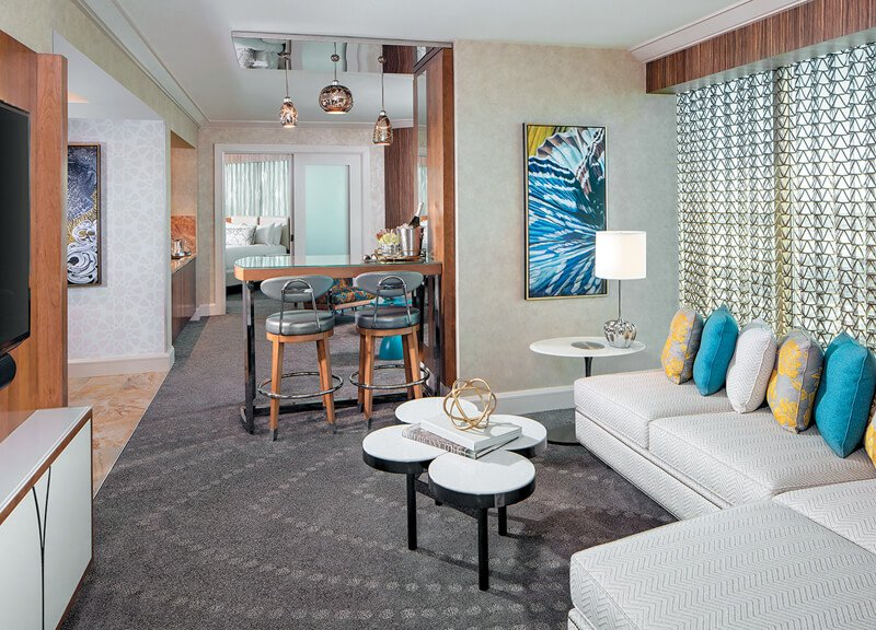Las Vegas Top Suites Get An Upgrade Luxury Travel Advisor