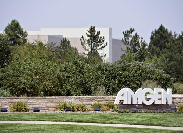 Amgen Inc. (NASDAQ:AMGN) Stock Rating Reaffirmed by Deutsche Bank AG