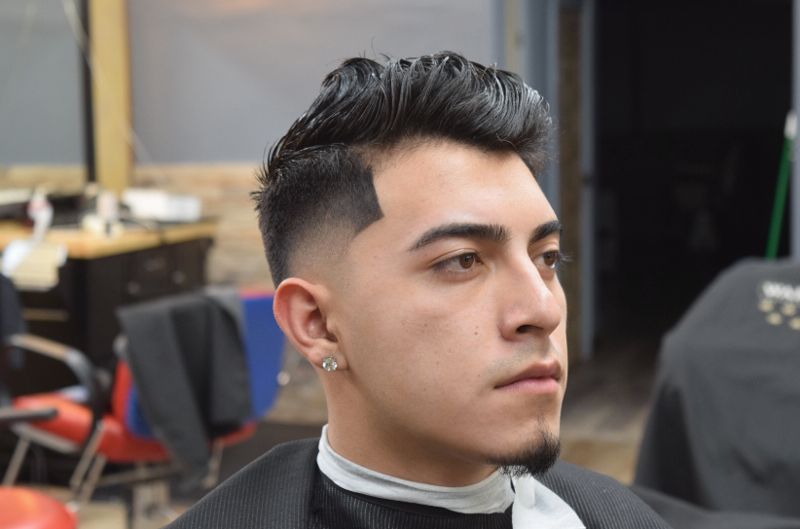 Step By Step Low Medium Bald Fade