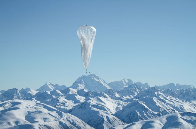 Project Loon (X)