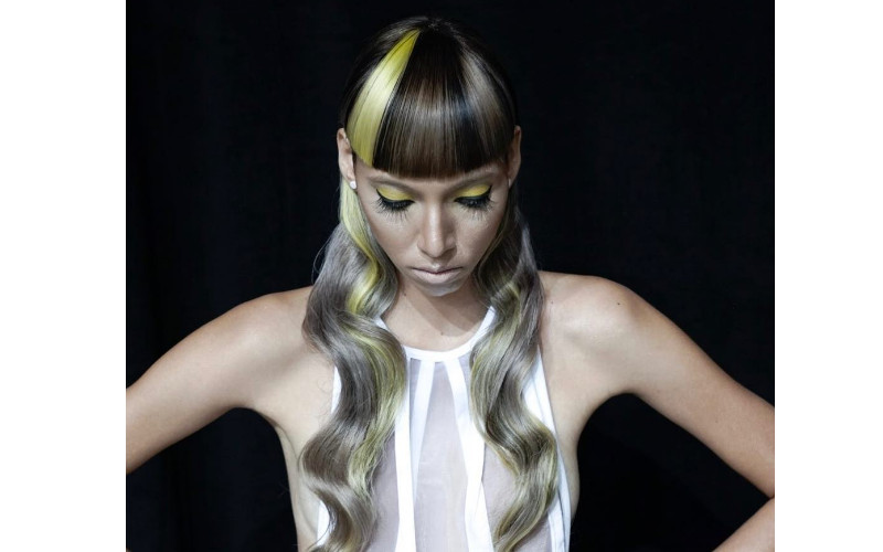 PUERTO RICO COLOR VISION WINNER: Ruth Carrasquillon, Ruth Carrasquillo Salon, Ponce, PR