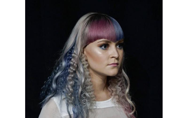 CANADIAN STUDENT WINNER: Sandra Du, Texture Hair Salon, Ottawa, ON