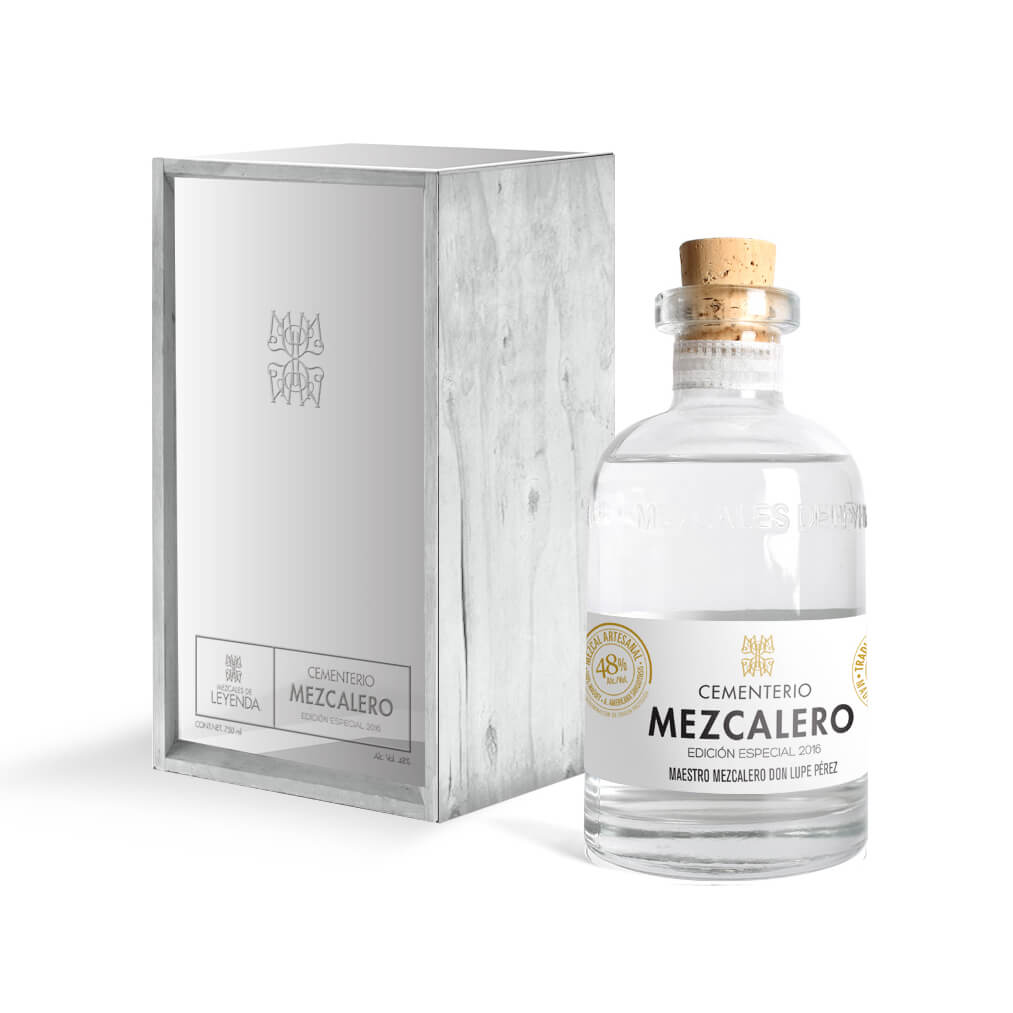 Mezcales de Leyenda Cementerio Mezcalero hyper small batch mezcal - What's Shakin' week of July 31