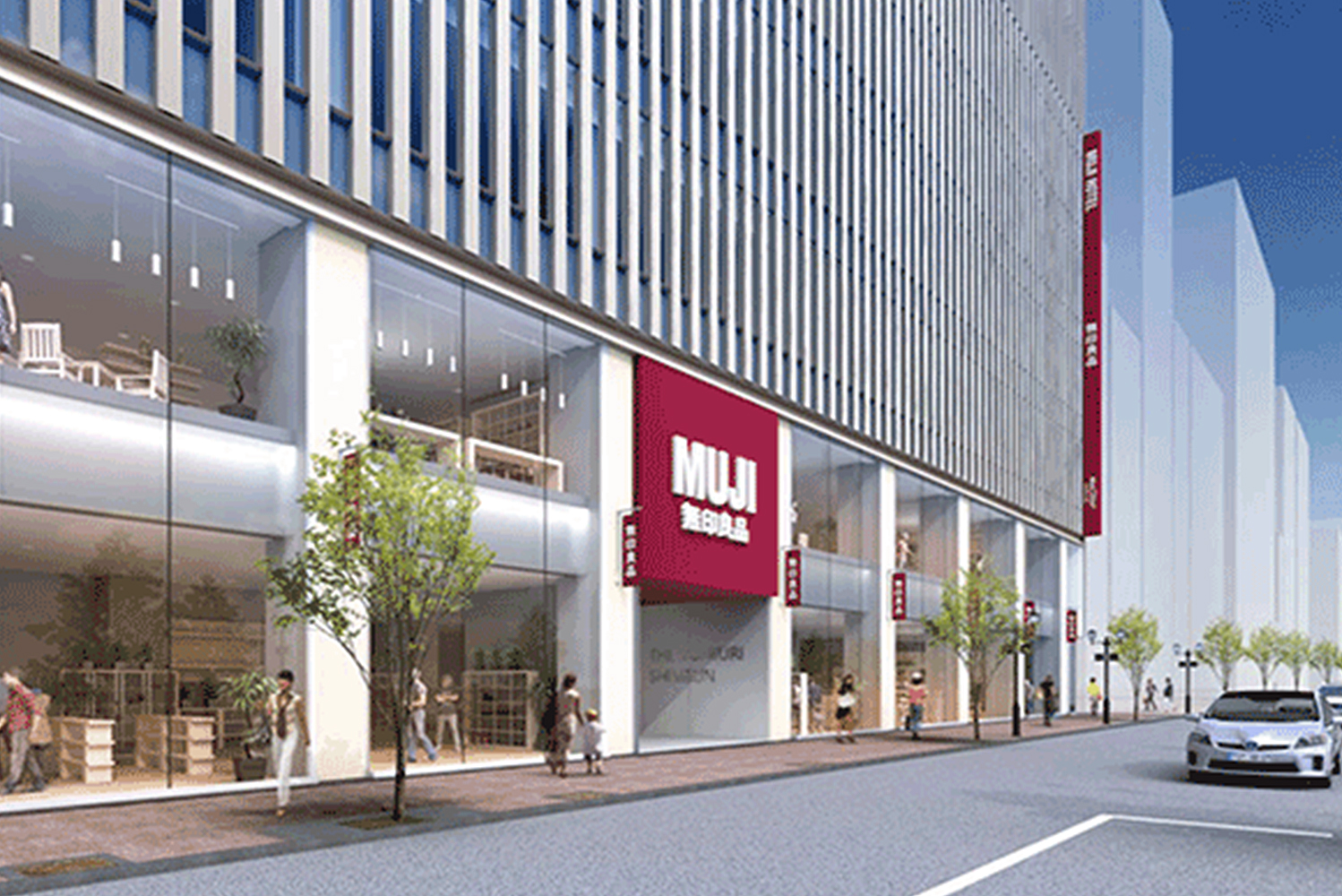 The Tokyo location will open in the spring of 2019, while the Chinese outpost is scheduled to open by the end of 2017.