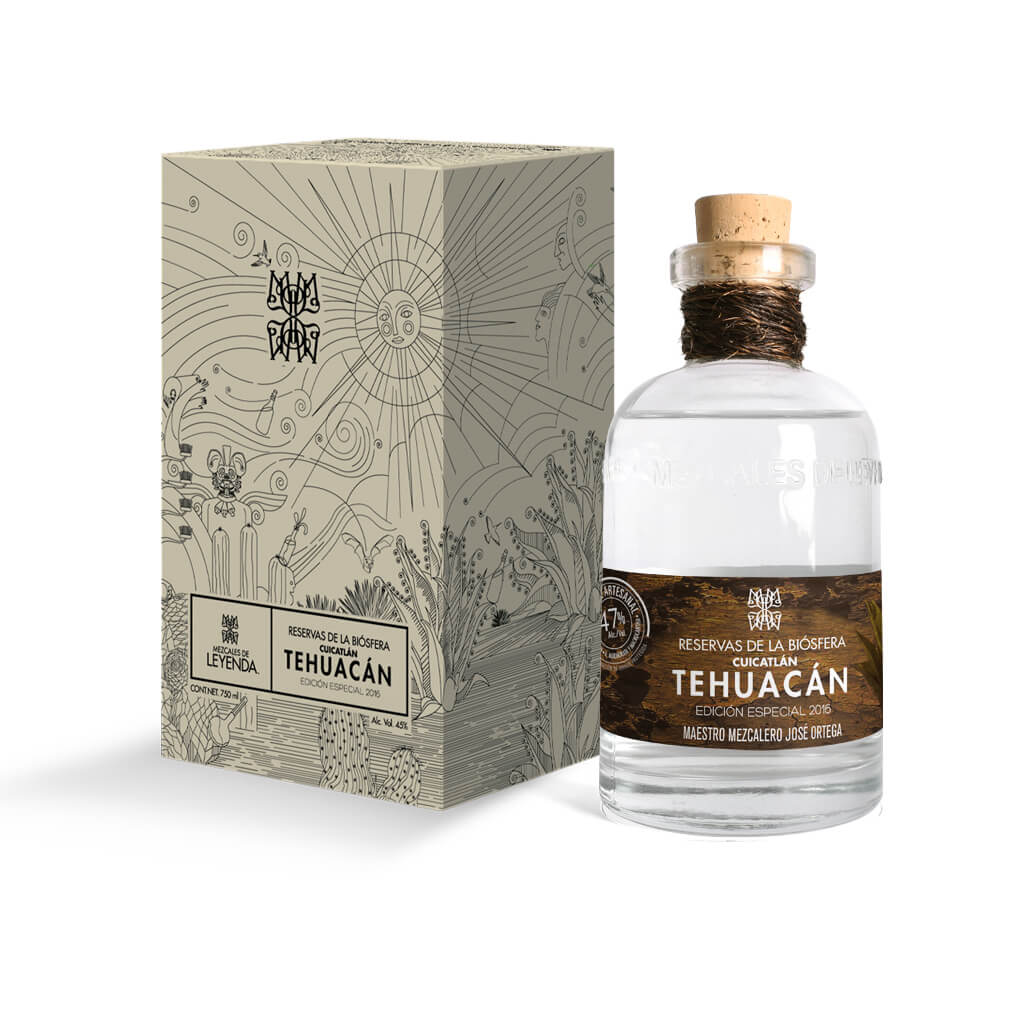 Mezcales de Leyenda Reservas de la Biosfera Cuicatlán Tehuacán hyper small batch mezcal - What's Shakin' week of July 31