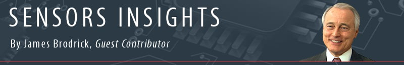 Sensors Insights by James Brodrick