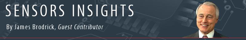 Sensors Insights by James Brodrick