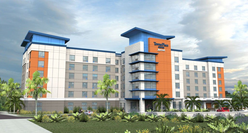 Marriott Opens New Towneplace Suites By Orlando S Seaworld