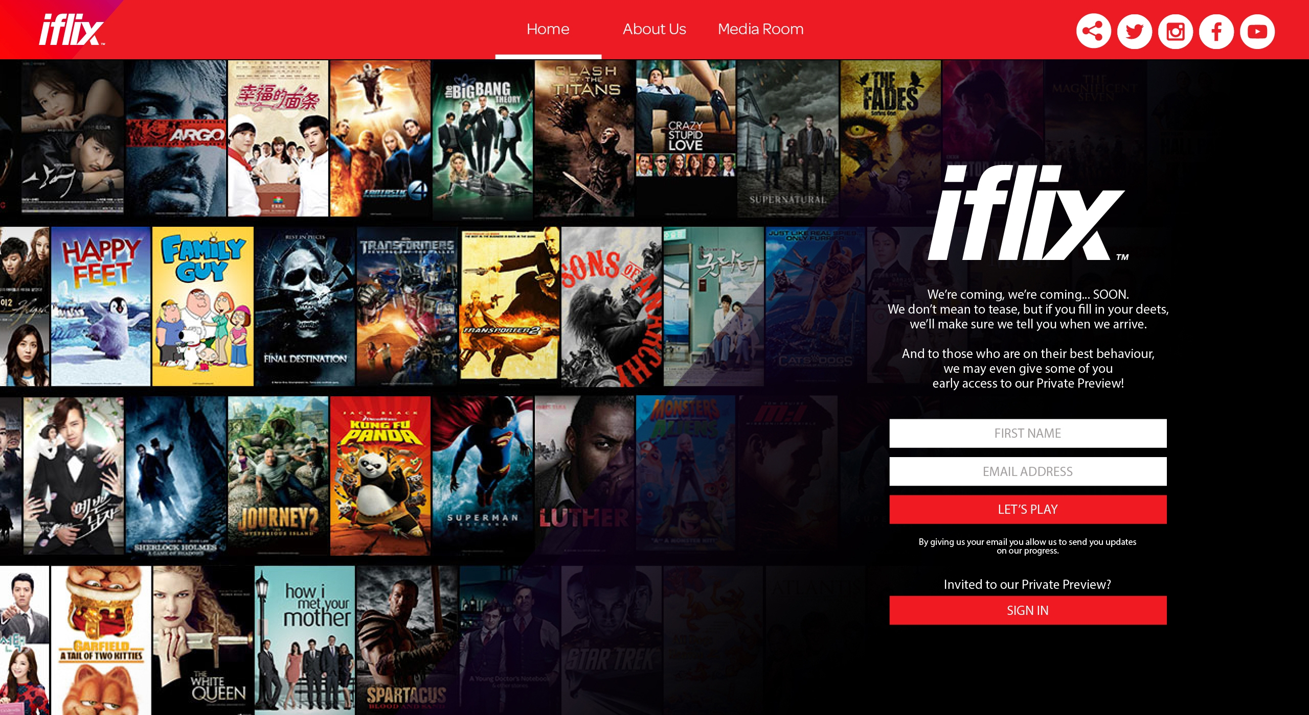 Iflix raises $133M funding led by USA media firm Hearst