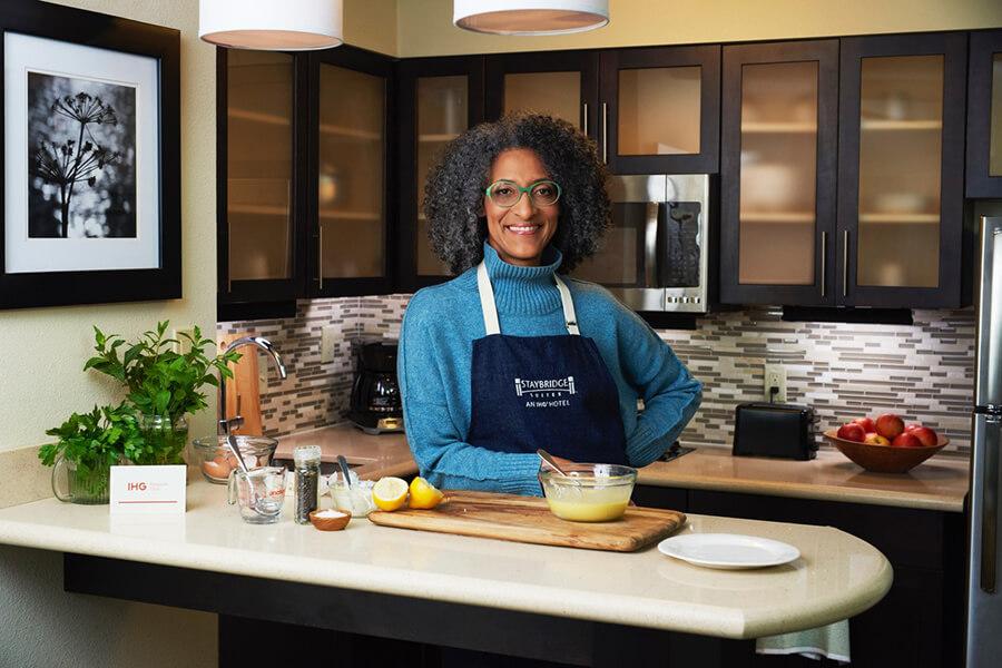 Chef Carla Hall
