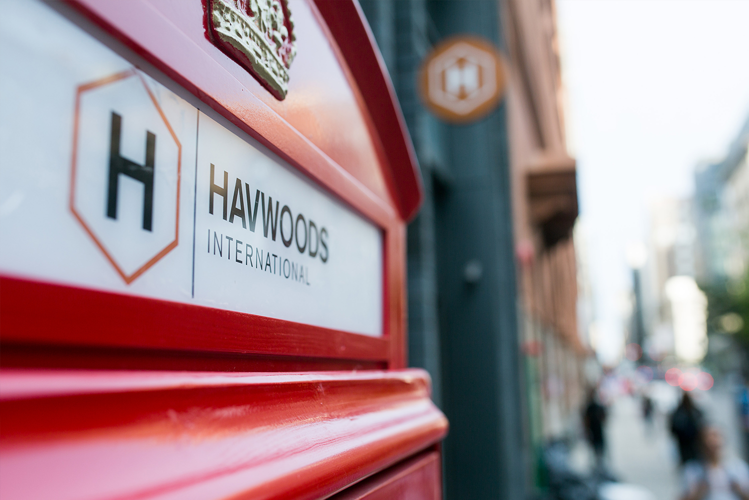 Havwoods international expands with first us showroom in for Design firms london