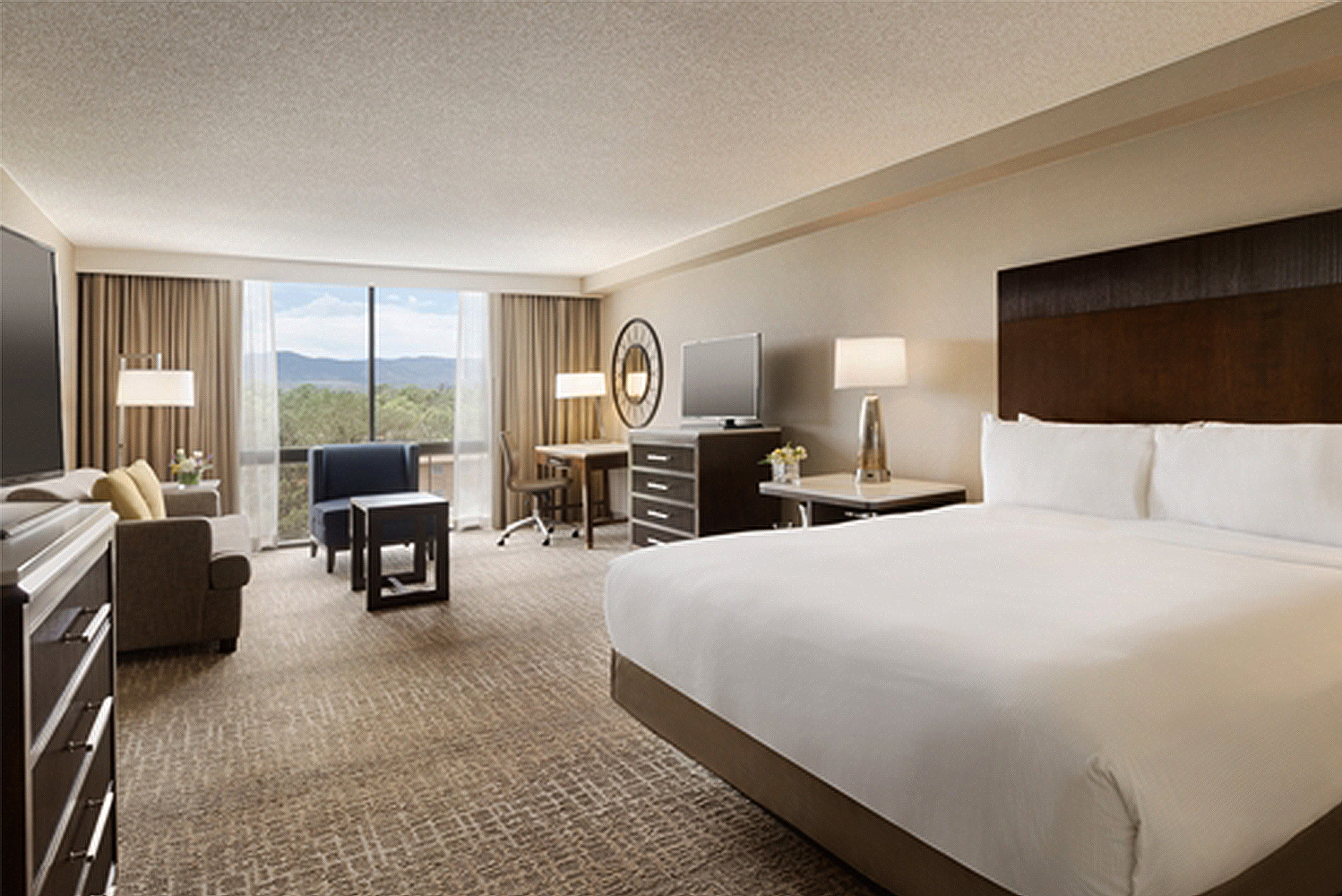 Hilton Fort Collins completed the final stages of a renovation spanning all 255 guest accommodations and public areas.