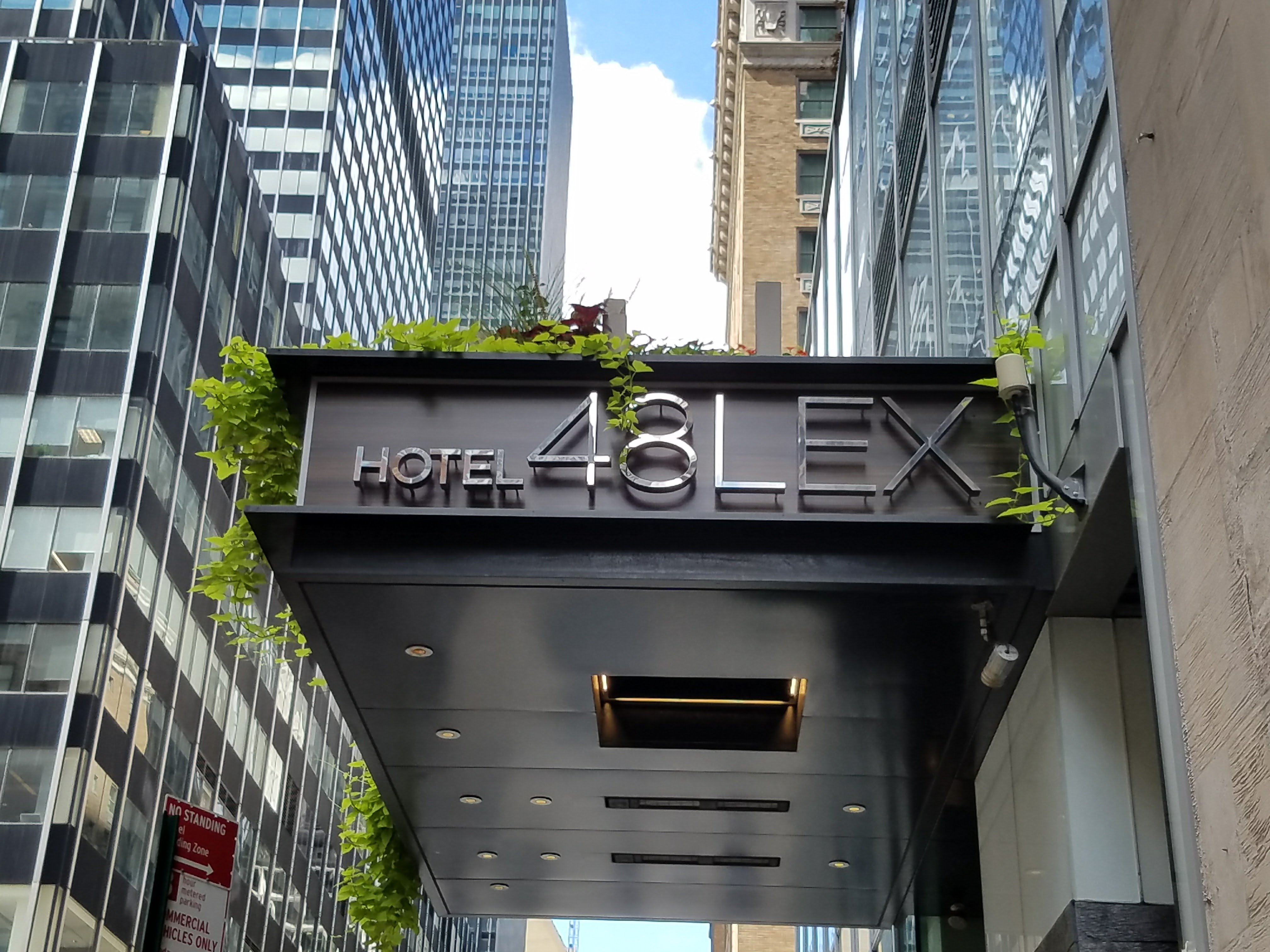 The former Hyatt 48 Lex in Manhattan opened in 2011 but left the Hyatt portfolio four years later, reopening as the independent Hotel 48LEX.