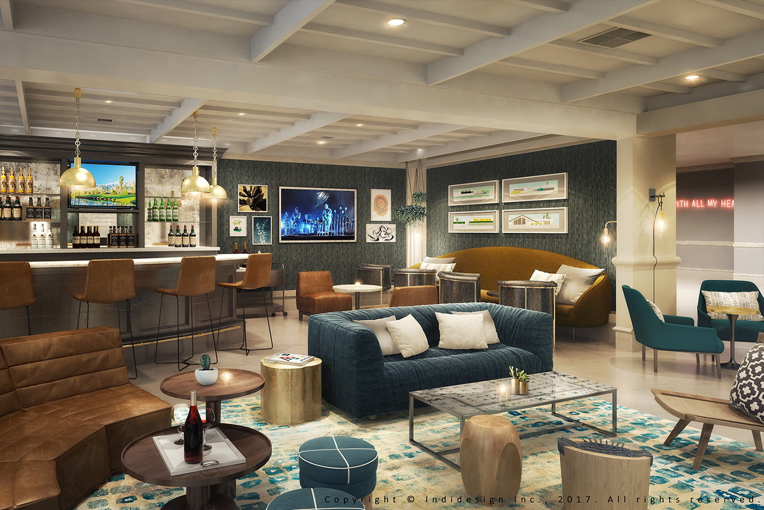 Miramonte Indian Wells Resort & Spa completed an $8 million property-wide renovation.