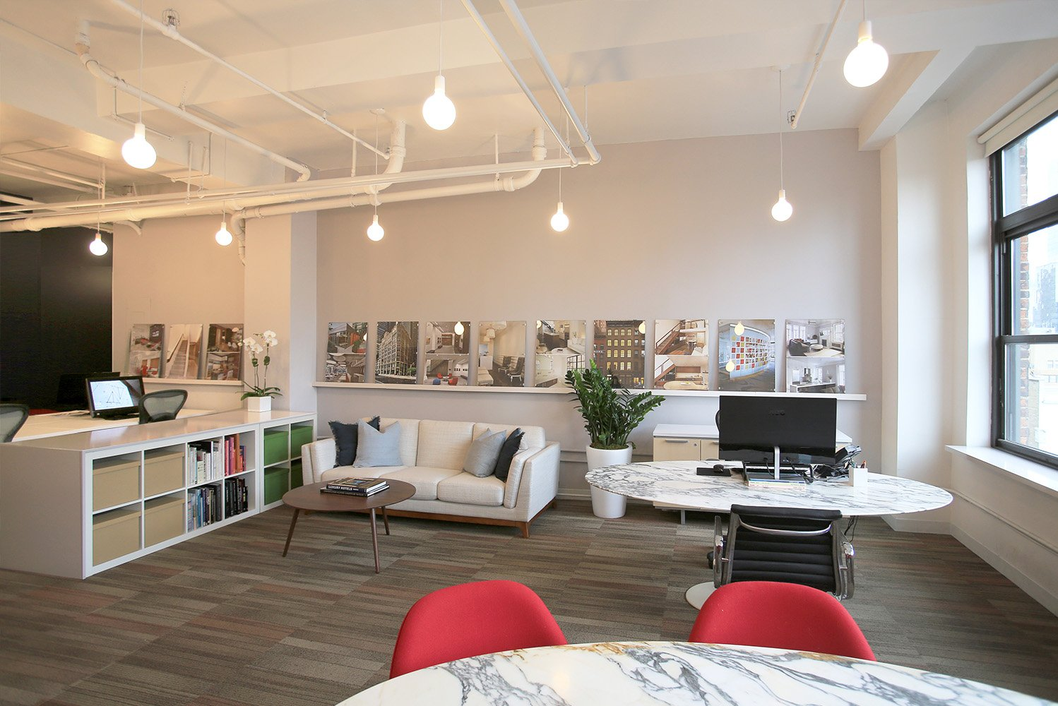 Navigate Design is a Toronto-based firm that specializes in hospitality, residential and retail design.