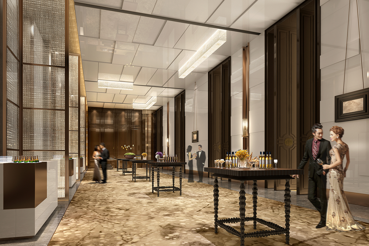 Sheraton Los Angeles San Gabriel Hotel is a 288-room property scheduled to open this fall.