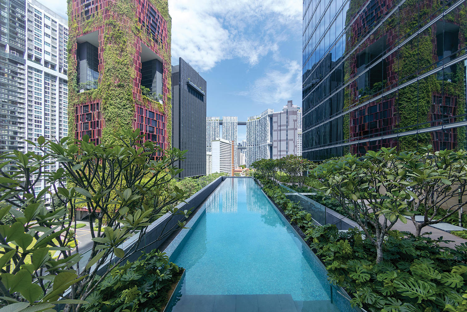 Located in Tanjong Pagar, the hotel will be just 20 minutes from Singapore's Changi Airport.