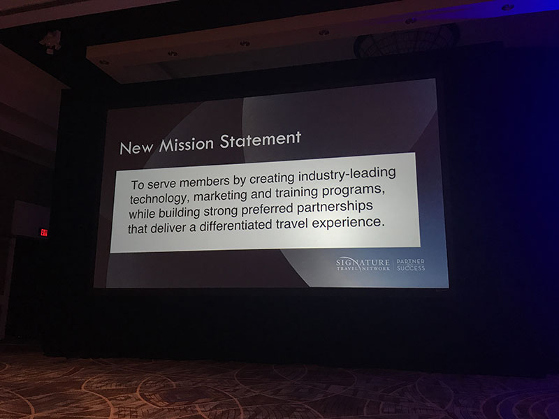 Signature unveils its new mission statement