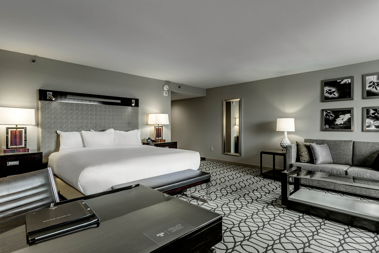 The property completed a $14 million interior guestroom redesign in 2016.