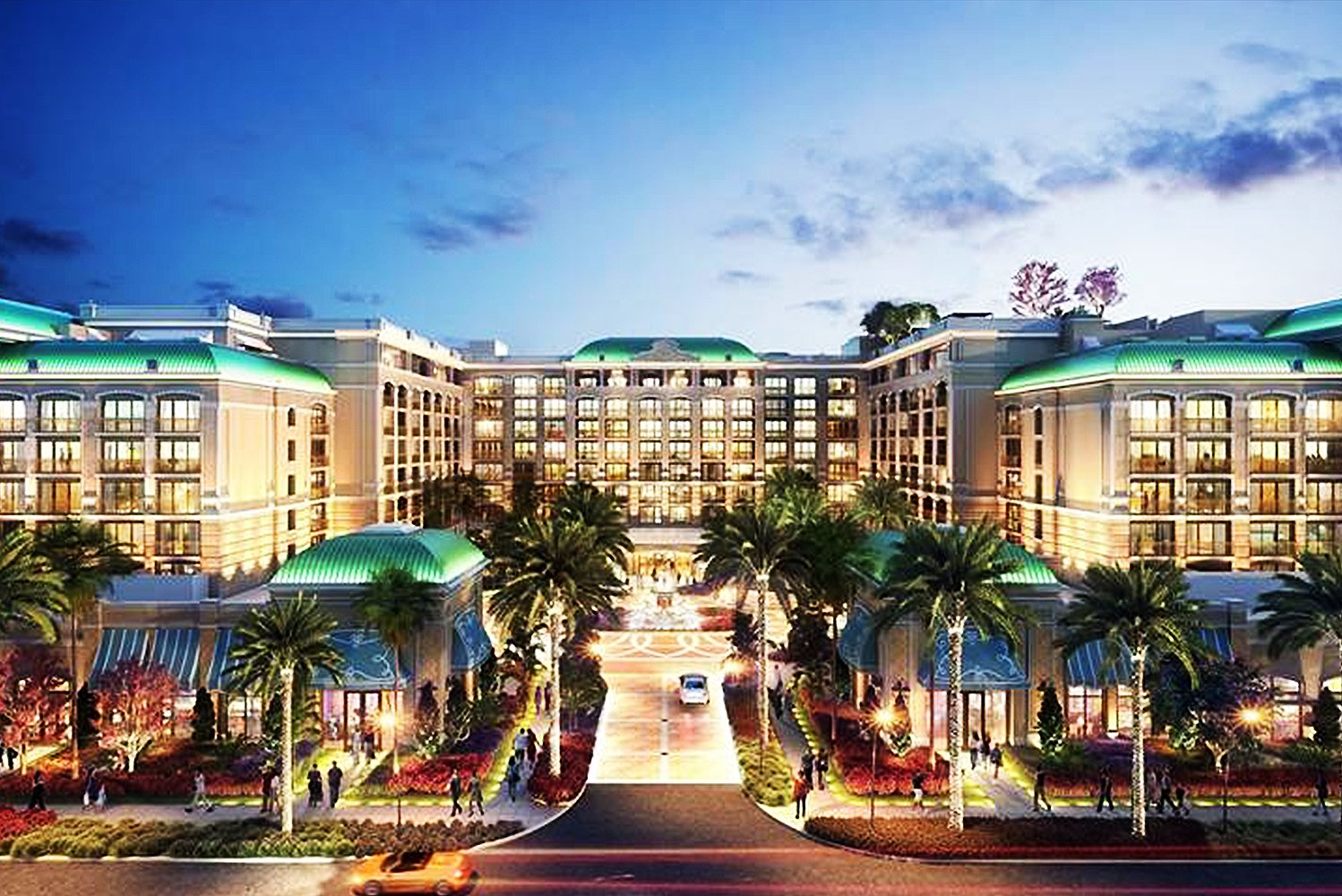 Lifescapes International will design the landscape environment for the $245 million development of the Westin Anaheim Resort.