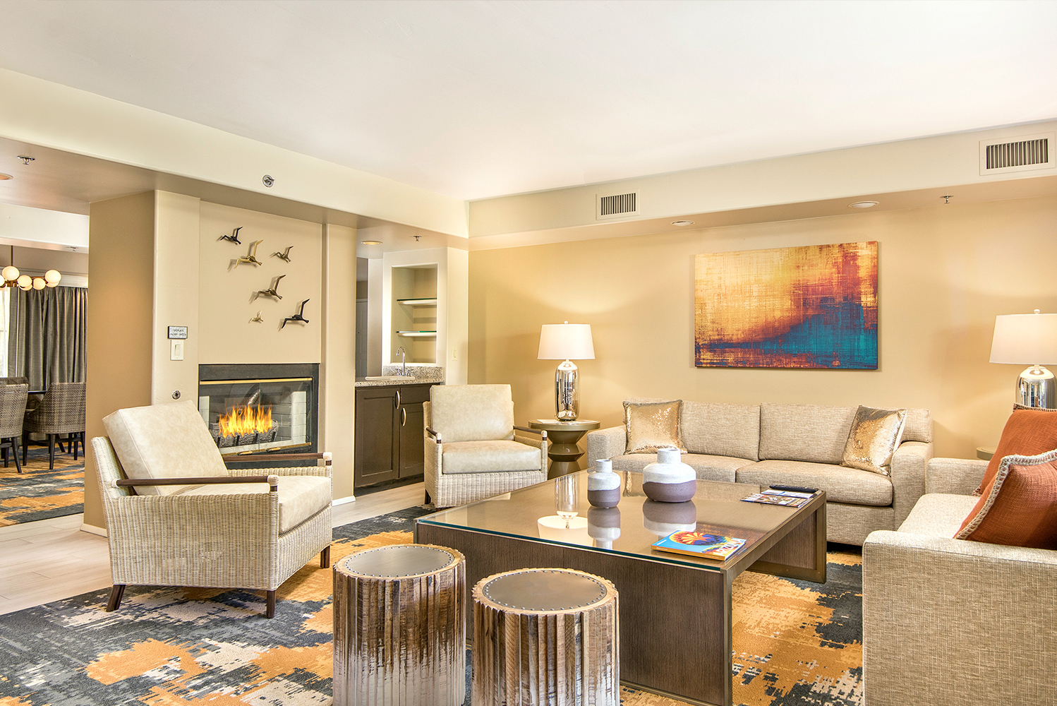 Pointe Hilton Squaw Peak Resort completed an $8.5 million renovation.