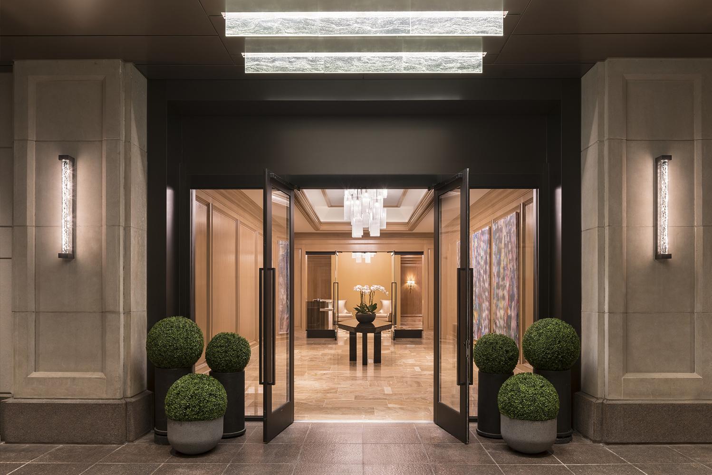 Strange Bedrock Completes Renovation Of The Ritz Carlton Cleveland Download Free Architecture Designs Crovemadebymaigaardcom