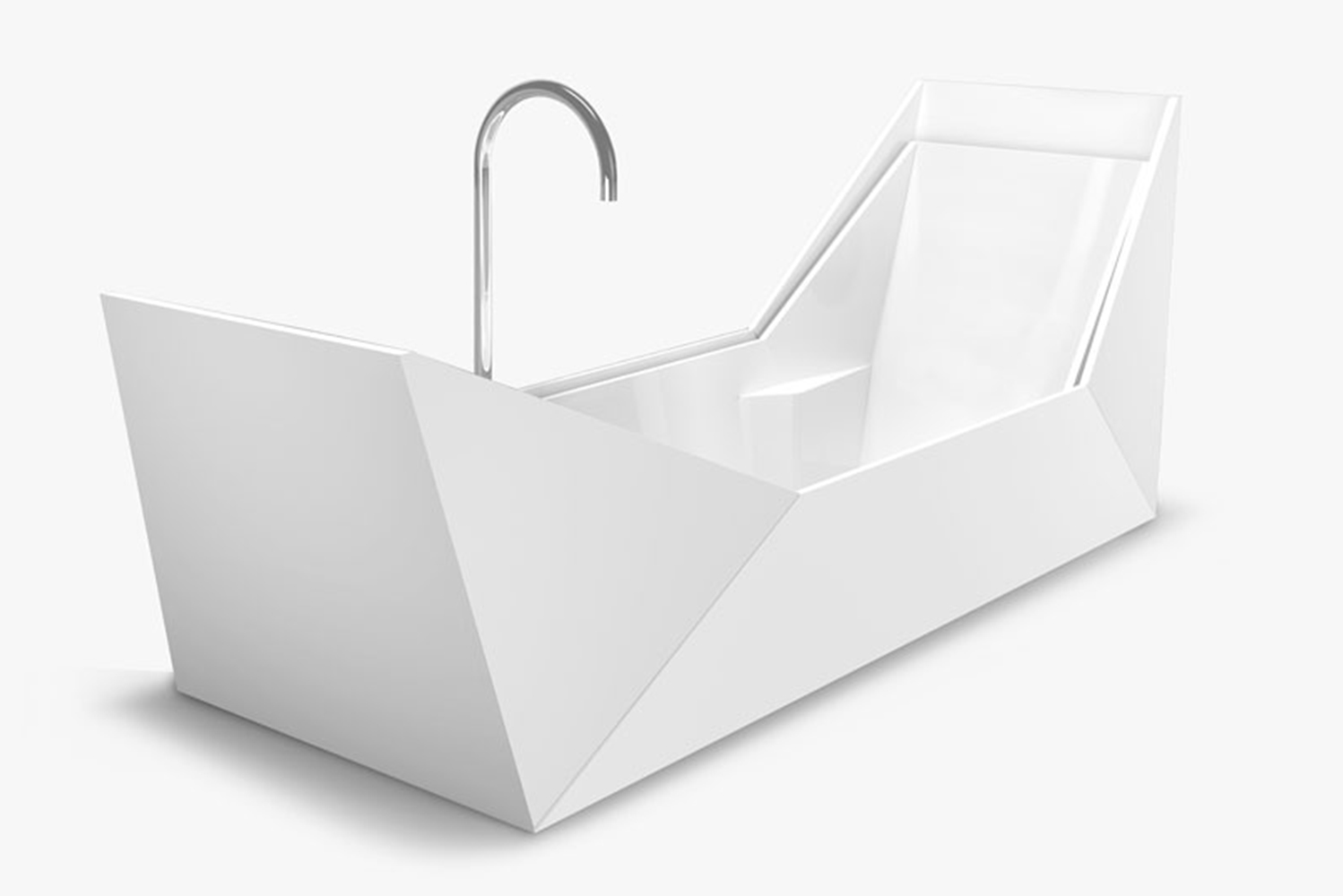 There are five designs across baths and basins sized to suit a variety of interior applications.