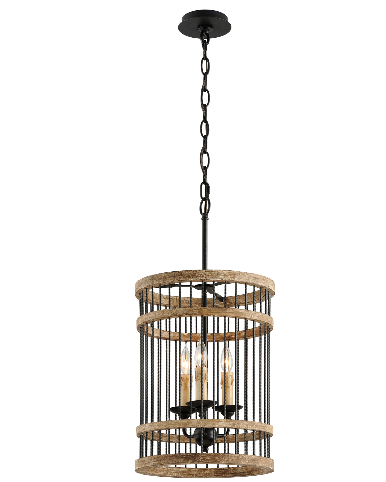 Introducing the Vineyard collection from Troy Lighting.